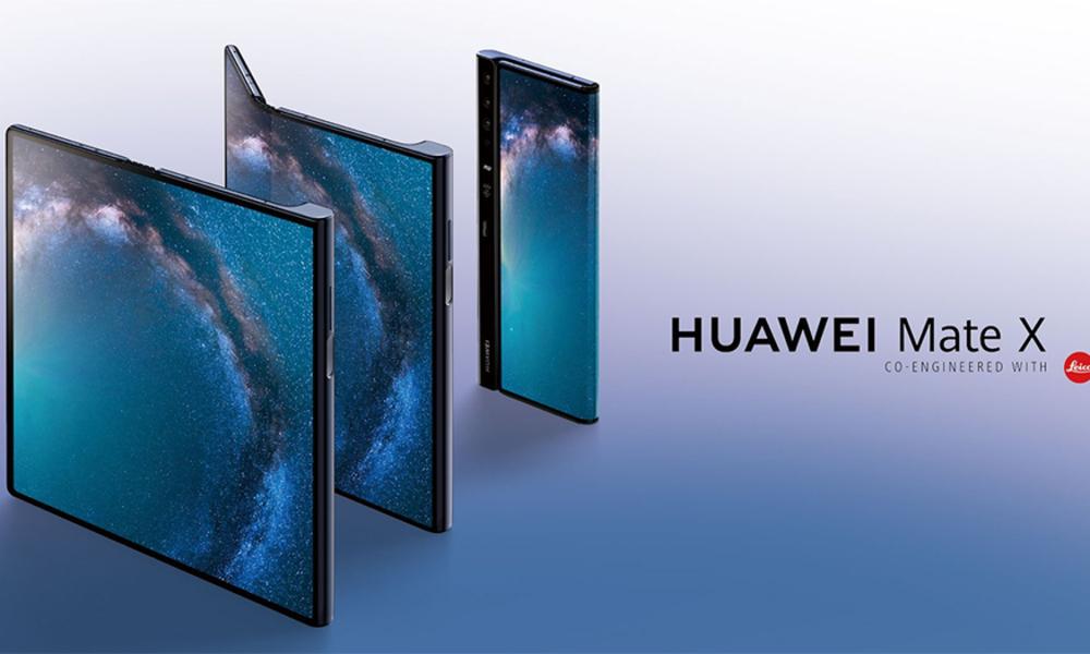 세계에서 가장 비싼 스마트폰 '톱6'…화웨이 메이트X 1위
