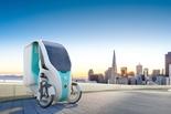 '자전거야 자동차야?' 태양열 세발자전거 등장…트위지 '비슷'
