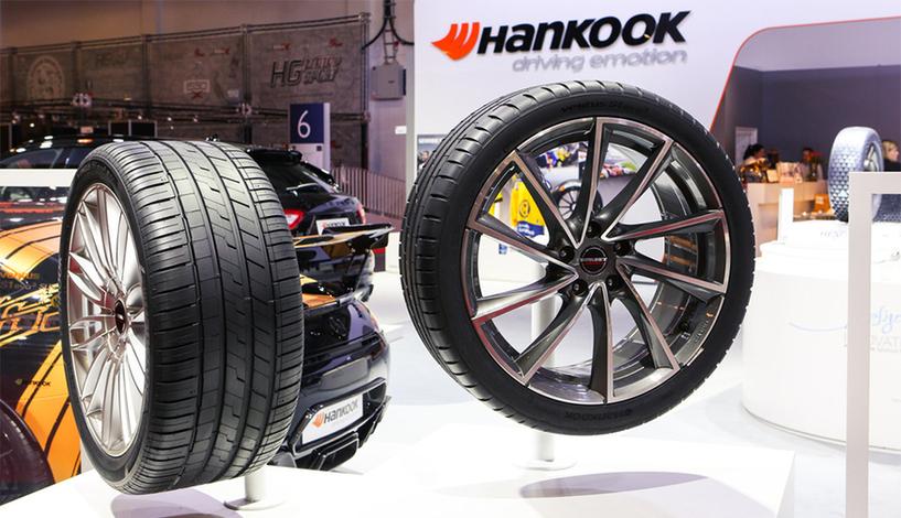 한국타이어, 인니서 SUV 등 고인치 타이어 공략 강화