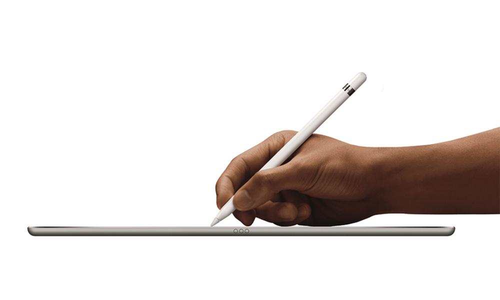 애플 디스플레이 진화…터치·펜슬 사용 동시에