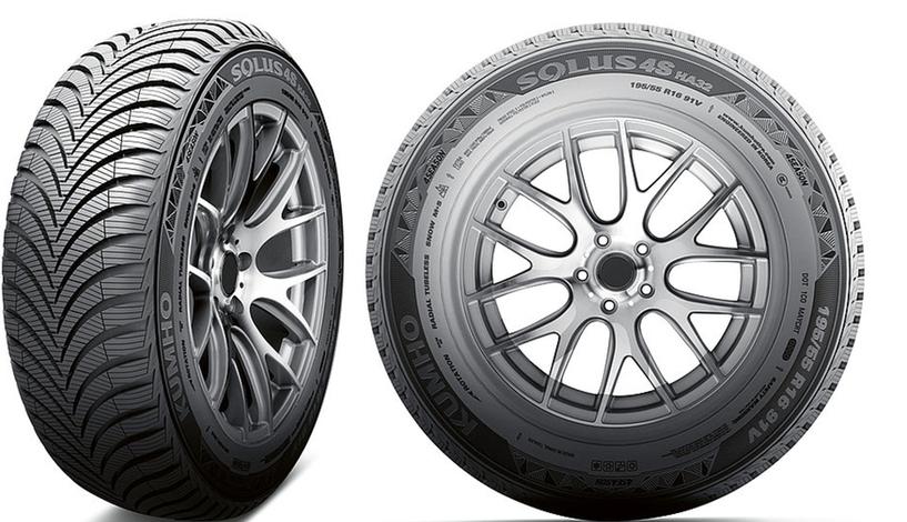 금호타이어, 유럽 전용 '솔루스 4S HA32' 라인업 확대…SUV 추가