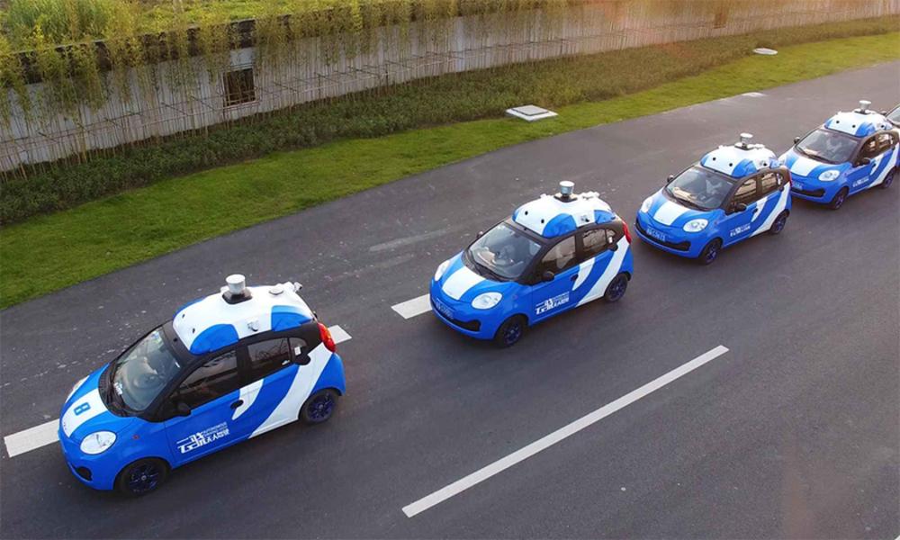 '현대차그룹 협업' 中 바이두 자율주행 플랫폼 '아폴로'는