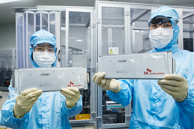 SK이노베이션, 中 양극재 생산공장 설립…EVE에너지 참여