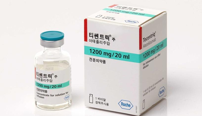 FDA, 로슈 '티쎈트릭' 비소세포폐암 치료제 승인…네오이뮨텍 호재