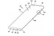 """美특허청, 삼성 '엣지 속 버튼' 특허 공개…외신 """"갤럭시 노트 20 적용 가능성"""""""