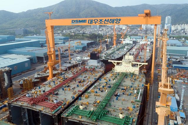 '일본도 인정'…대우조선·MOL, 해양플랜트 청정기술 공동개발