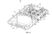 애플 '랩어라운드 디스플레이' 스마트폰 특허 공개