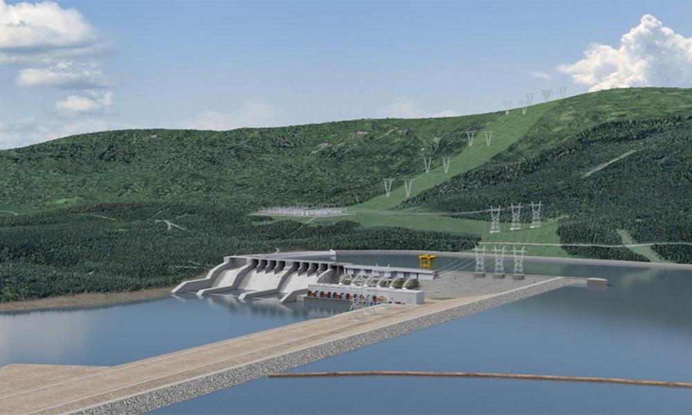 삼성물산 캐나다서 기술력 빛냈다…750m 쌍둥이 터널 완공