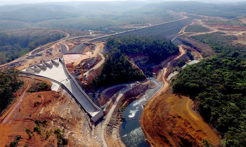 SK건설, 라오스댐 붕괴 2년 만에 보상 진행…1100억원 규모