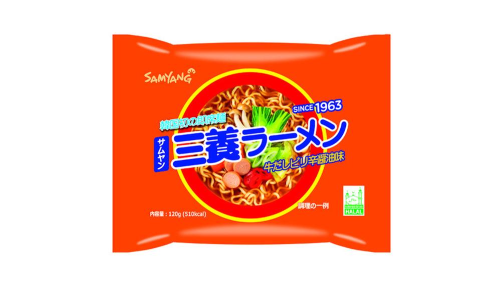 삼양식품, '원조 삼양라면'으로 '종주국' 일본 출사표