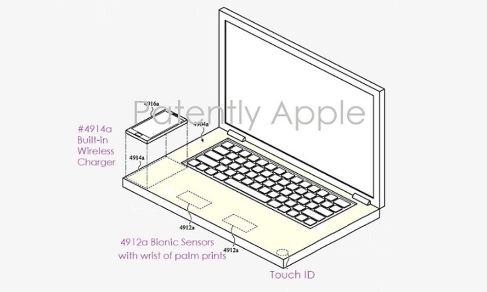 애플 차세대 맥북, 무선충전·모션인식 장착?