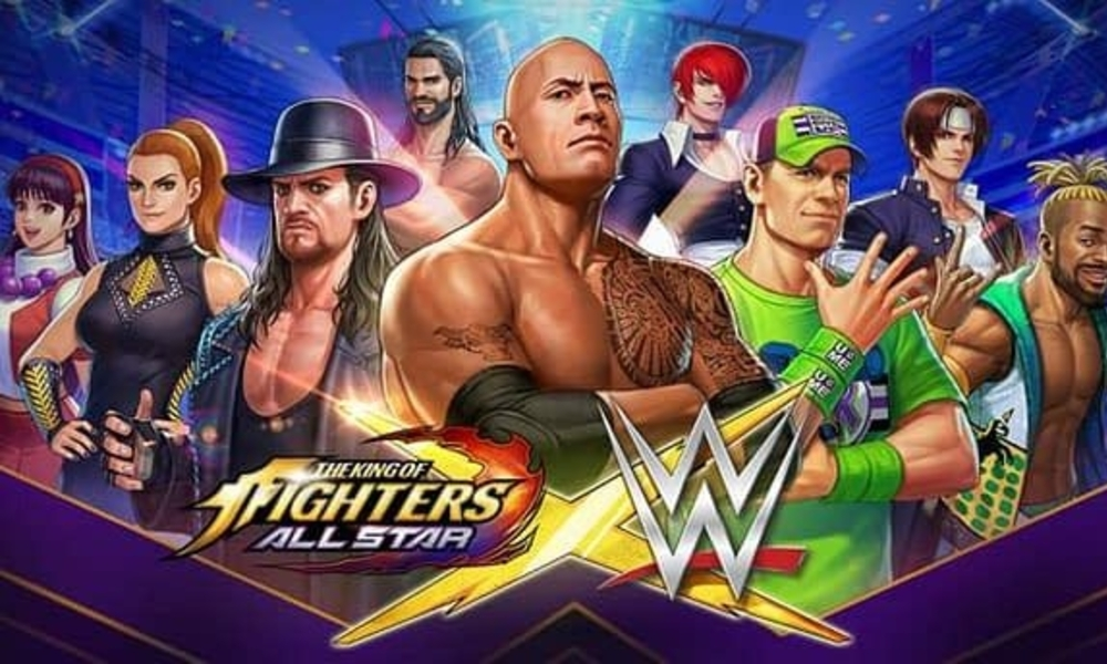 """넷마블 美법인장 """"'킹오파 올스타·WWE' 콜라보, 환상적 경험"""""""