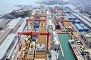 현대중공업, '2700억원' 규모 유조선 4척 수주