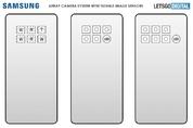 삼성, 카메라 6개 달린 '헥사 카메라폰' 개발하나
