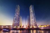 현대건설, 카타르 '루사일 프라자' 전기·기계공사 아넬일렉트릭에 하청