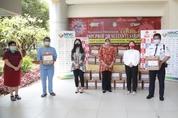 롯데마트, 인도네시아 의료진에 또 '통큰' 기부