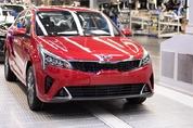 기아차, 러시아서 신형 리오 생산 시작…10만대 판매 목표