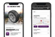 """""""제품·딜러점 찾기 쉽게"""" 넥센타이어, 美서 'AR기능 탑재' 모바일 앱 선보여"""