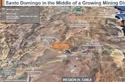 '광물자원공사 투자' 캡스톤, 칠레 산토도밍고 항구 개발 MOU