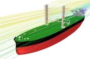 현대중공업‧SK해운, 선박용 보조풍력 추진시스템 인증