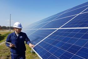 LS일렉트릭, 주일 한국영사관 지붕형 태양광 설치