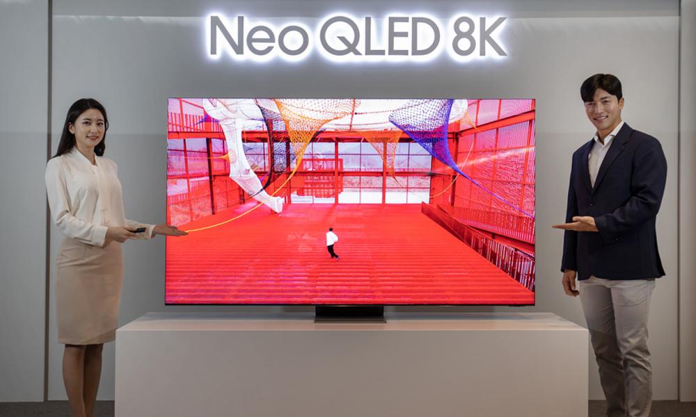 삼성 QLED vs LG OLED 전격 비교…경쟁 '치열'