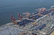 평택항~中탕산항 컨테이너 정기선 개통…한·중 수출길 확대