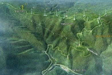 서부발전, 영월 풍력발전 장비 공급업체로 '베스타스' 선정