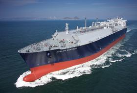 '삼성중공업·블룸에너지 개발' 연료전지 추진 LNG선, 美 인증