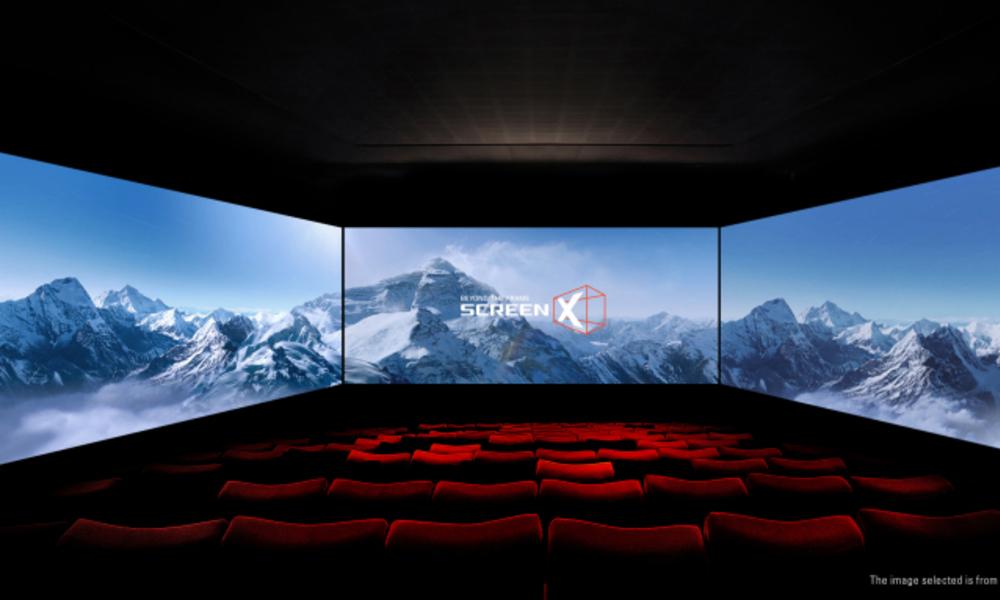 CJ4D플렉스, 소니픽처스와 파트너십 체결…3년간 스크린X용 영화 15편 개봉