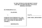삼성전자, 미국서 5G 표준특허 침해 피소