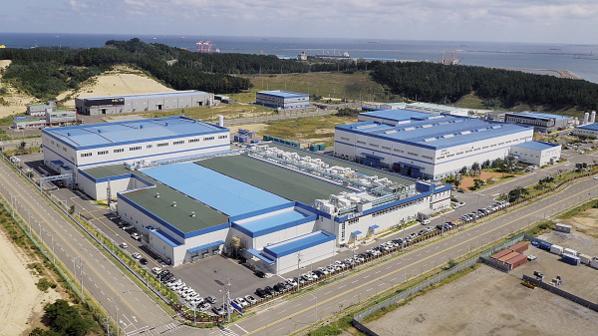 포스코에너지 경북 포항 연료전지 사업장 전경. (사진=포스코에너지)